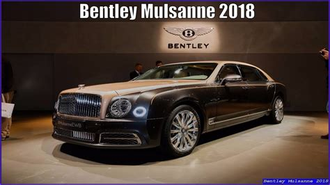 bentley mulsane price new bentley mulsanne 2018 price and review