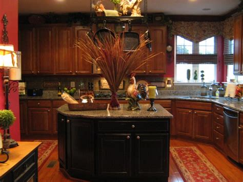 kitchen island decoration my red black kitchen eclectic kitchen dc metro