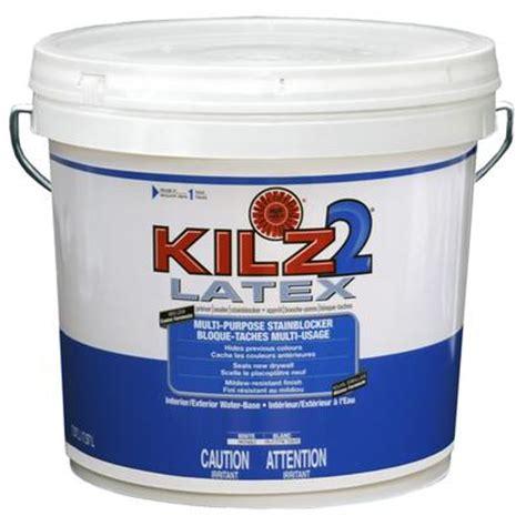home depot paint prices kilz pro x interior exterior primer sealer