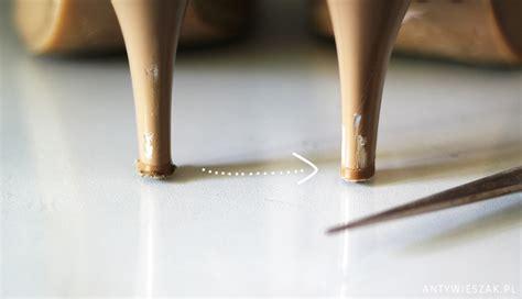 high heel shoe repair kreatywnie i pozytywnie o diy jak naprawi艸 szpilki