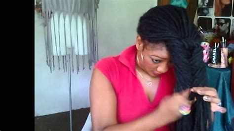 hairstyles for dreadlocks youtube dreadlocks hairstyle fishtail updo youtube