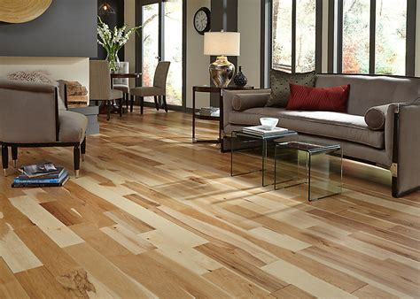 "3/4"" x 5"" Matte Hickory Natural   BELLAWOOD   Lumber"