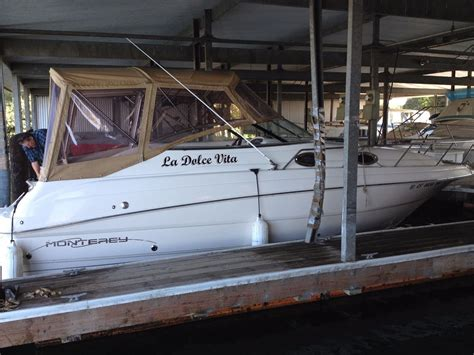 monterey boats problems monterey 2002 for sale for 25 000 boats from usa