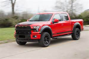 Roush Ford 2016 Roush Ford F 150 Sc Review