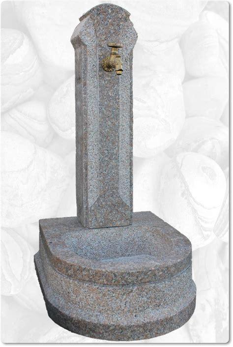 Gartenbrunnen Stein Modern by Gartenbrunnen Teilweise Poliert Gartenbrunnen Teilweise