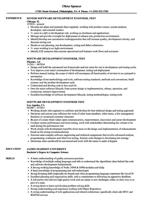 sle resume on agile testing functional fill out resume