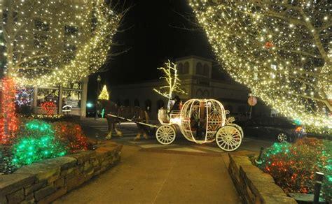 lights of the ozarks 2017 lights santa nwadg