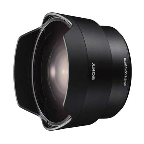 jual sony sel057fec fisheye converter lensa kamera harga kualitas terjamin blibli