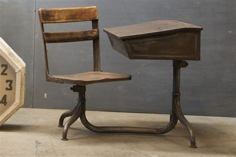 vintage atelier school desk factory 20