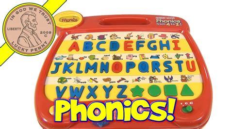 Vtech Little Smart Alphabet Picture Desk by Vtech Little Smart Phonics A To Z Learning The Alphabet