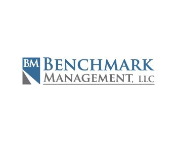 design management lcc benchmark management llc logo design contest logo