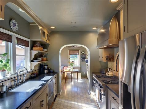 Galley Kitchen Ideas Small Kitchens by Cape Cod Kitchen Design Pictures Ideas Amp Tips From Hgtv