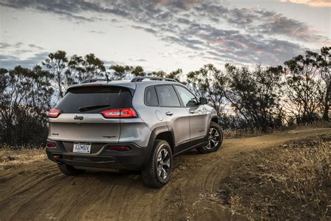 Jeep Trailhawk 2015 2015 Jeep Reviews And Rating Motor Trend