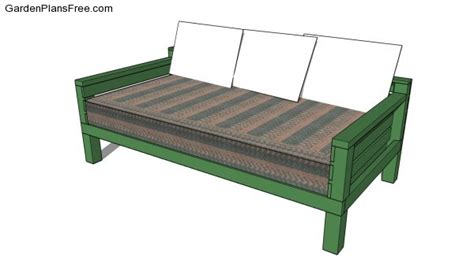 build a daybed woodworking simple daybed plans plans pdf download free