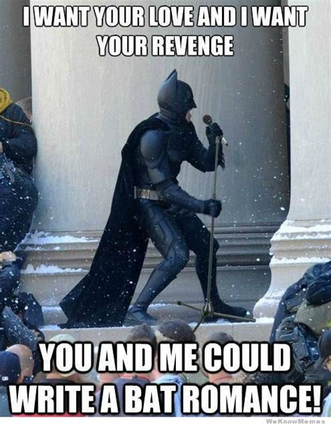 Romantic Meme - bat romance photos bat romance images ravepad the