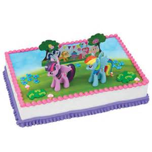 my pony cake decorations decopac my pony it s a pony decoset 174