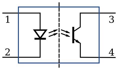 high voltage opto transistor opto isolator
