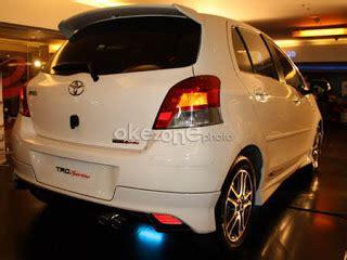 Emblem Tulisan Yaris Sportivo car technology review yaris trd sportivo version 2