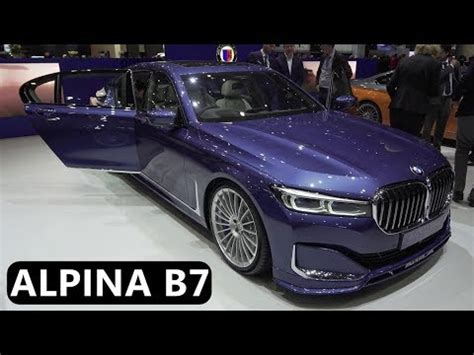 bmw alpina  youtube