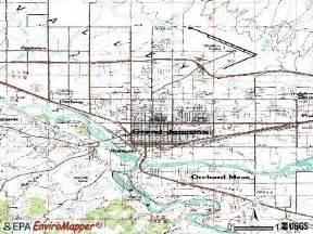 colorado offender map grand junction colorado co profile population maps