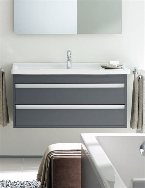 Duravit Vanities by Duravit Ketho 800mm Drawer Vanity Unit With 850mm Basin