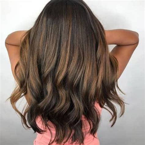 ambray hair color w dark brown the 41 trendiest dark brown hair color ideas for 2018