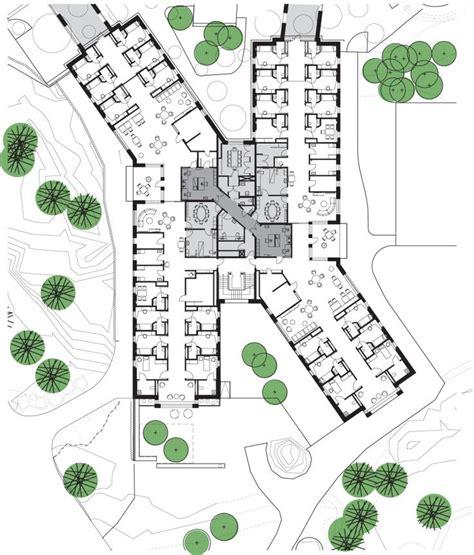 mental hospital floor plan 225 best images about healthcare design on pinterest