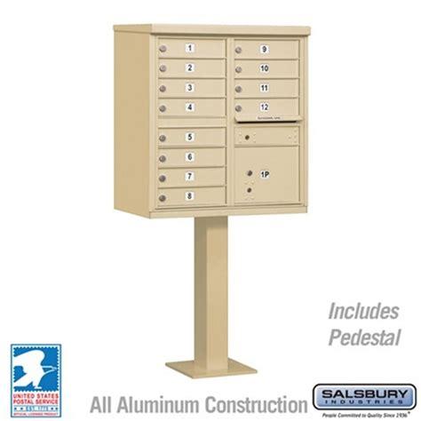 Commercial Mailboxes Apartment Salsbury Commercial Cbu Cluster Box Unit Apartment Mailbox