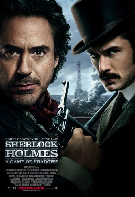 sherlock holmes a game of shadows 2011 review sherlock holmes a game of shadows the focused