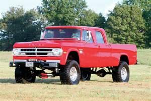 Dodge Crew Cab What S Your Favorite Antique Truck