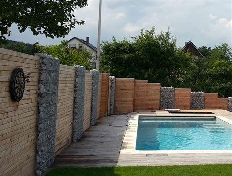 Sichtschutz Fenster Innen Zum Aufstellen by Pool Aus Holz Pool Mit Holz Aus Polen Holzpool Holzbecken