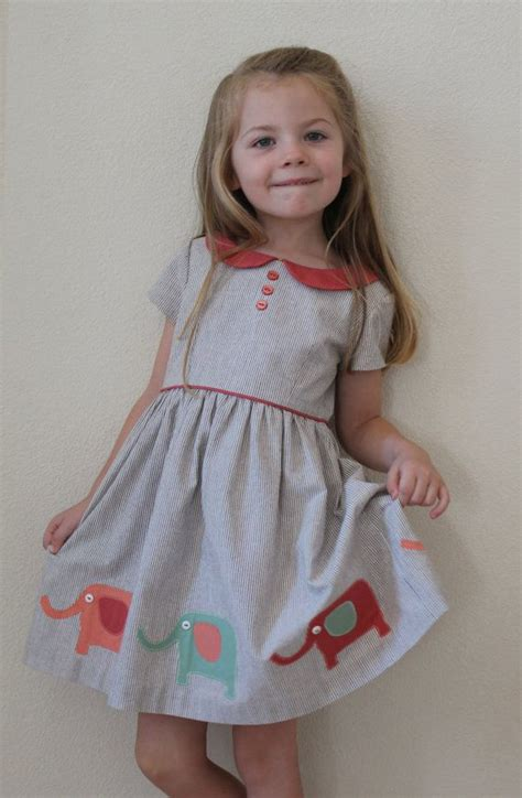 Simple Toddler Dress Pattern For Beginners