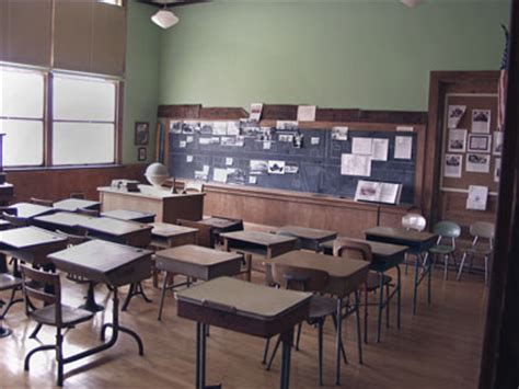 School Room by Setting The Institute