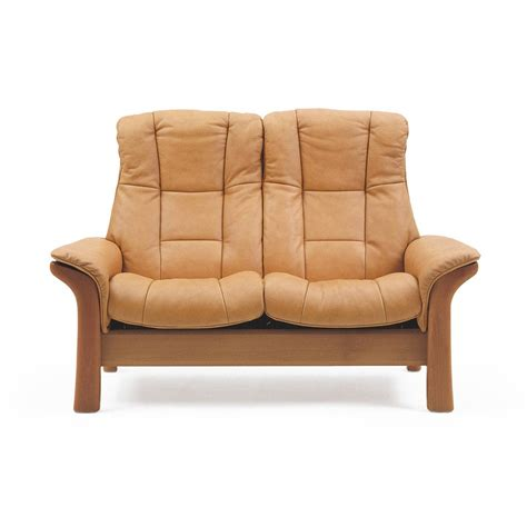 high back loveseats stressless windsor high back loveseat from 4 095 00 by
