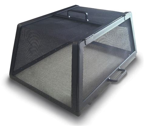 square or rectangle pit screen 37 45 per side
