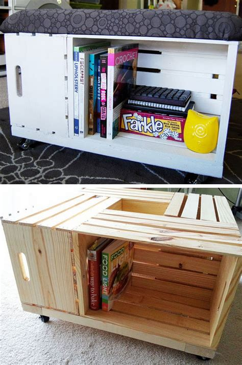 Diy Storage Ideas For Small Bedrooms 40 easy storage ideas for small spaces