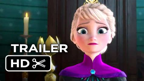 frozen cartoon film 2 frozen official elsa trailer 2013 disney animated
