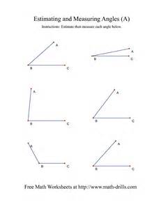 measuring angles a