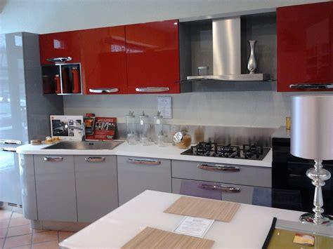 attraente Cucina Grigio Antracite #1: cucina-time-laccata-lucida_O1.jpg