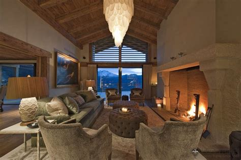 French Interior Design by Chalet Design De R 234 Ve