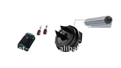 electric motor rolling garage door opener motor operator