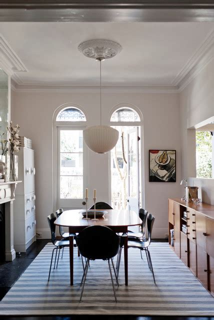 Mill Dining Room by Mill Hill Terrace Scandinavian Dining Room Sydney By Carin Design