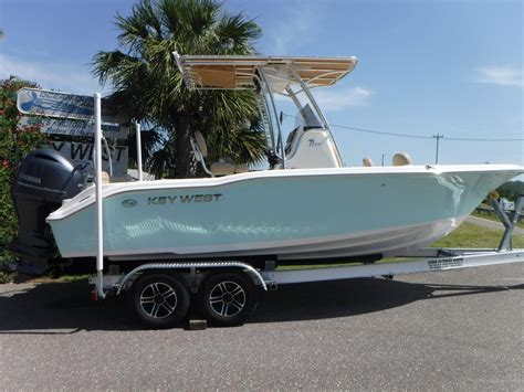key west boats palm harbor key west 219 fs center console boats for sale in united