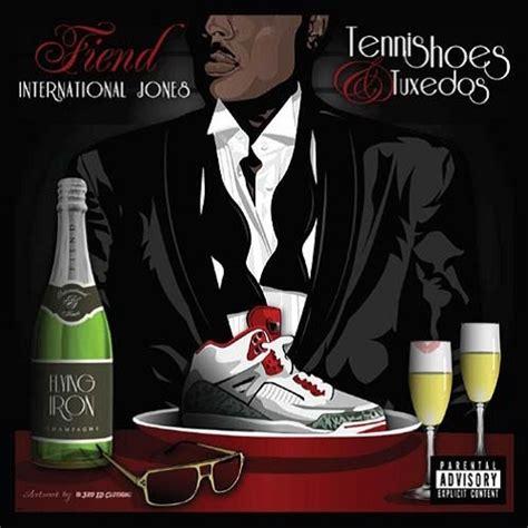 fiend international jones tennis shoes tuxedos nodj