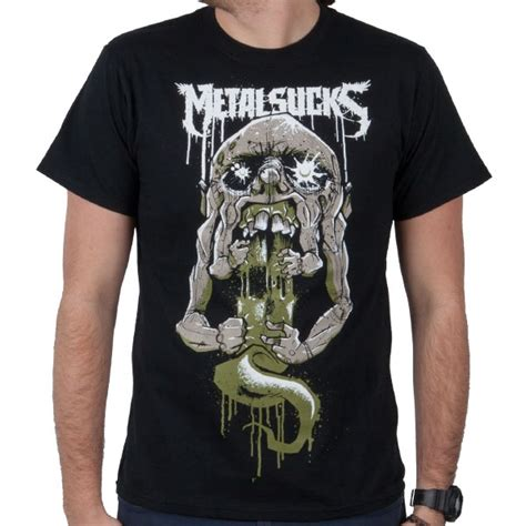 metalsucks quot tongue quot t shirt indiemerchstore