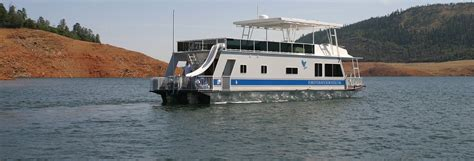 houseboat california lake oroville marina on lake oroville california