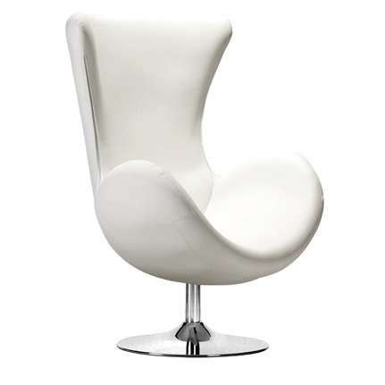 Swivel Wing Chair Design Ideas White Swivel Wing Back Chair Decorating Ideas
