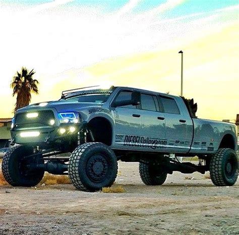 mega truck diesel brothers dodge cummins diesel mega ram runner 4wd 6 door mrap