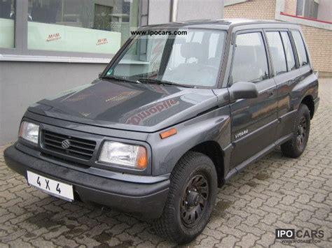 1996 Suzuki Vitara 1996 Suzuki Vitara 1 6i Ahk 4 X4 T 252 V Au04 2013