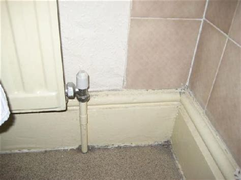Dirty Bathroom Skirting Board Picture Of Belmont Hotel Wrexham Tripadvisor